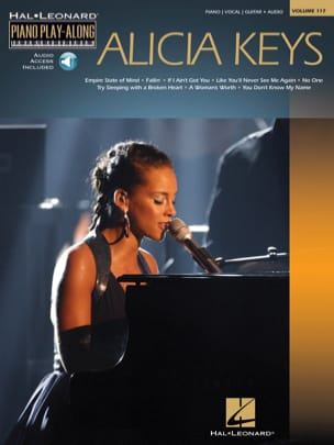 Piano Play-Along Volume 117 - Alicia Keys Alicia Keys laflutedepan