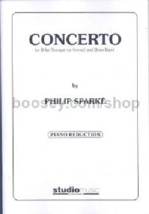 Concerto For Bb Trumpet - Philip Sparke - Partition - laflutedepan.com