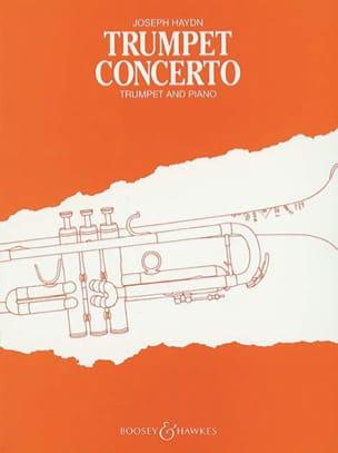Trumpet Concerto HAYDN Partition Trompette - laflutedepan