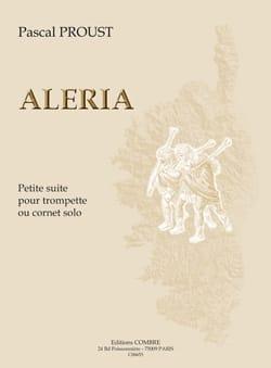 Aleria Pascal Proust Partition Trompette - laflutedepan