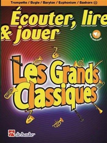Ecouter Lire et Jouer - Les Grands Classiques - Trompette - laflutedepan.com