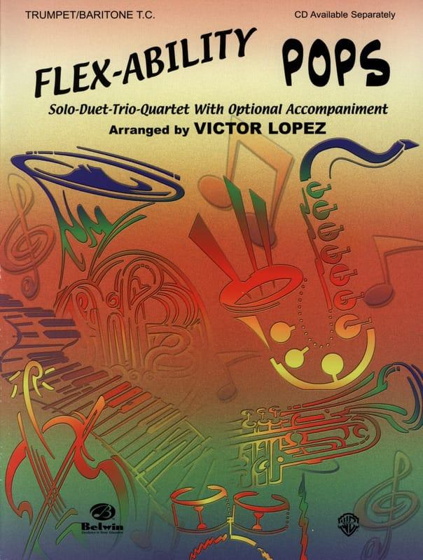 Flex-Ability Pops - Partition - Trompette - laflutedepan.com