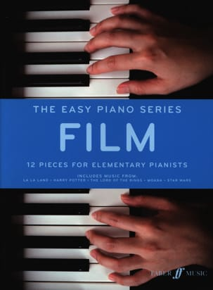 The Easy Piano Series - Film Partition laflutedepan
