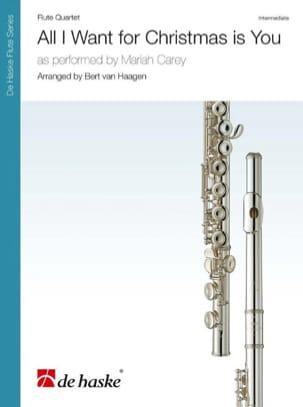 All I Want for Christmas is You - Quatuor de Flutes laflutedepan