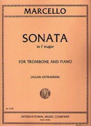 Sonate En Fa Majeur - Benedetto Marcello - laflutedepan.com