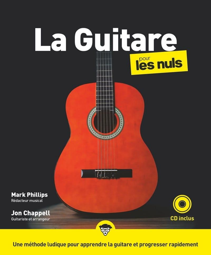 La Guitare Pour les Nuls - 3ème édition - Livre - laflutedepan.com