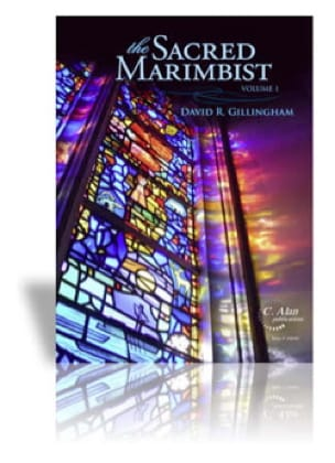 The Sacred Marimbist Volume 1 - Partition - laflutedepan.com