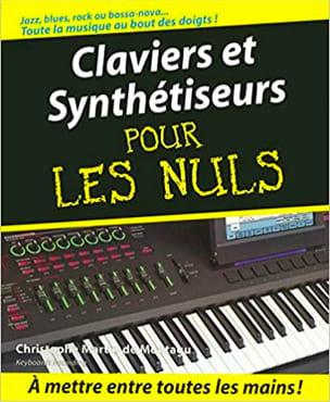 Claviers et Synthétiseurs pour les Nuls Livre Piano - laflutedepan
