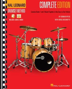 Hal Leonard Drumset Method – Edition Complete laflutedepan
