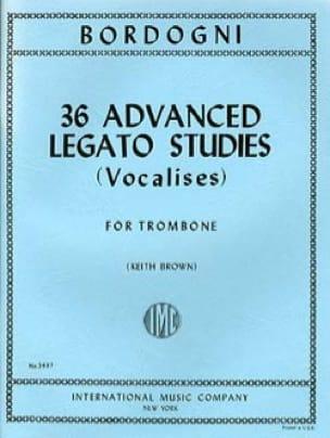 36 Advanced Legato Studies Vocalises - laflutedepan.com