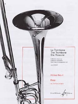 Essai Hélène Breuil Partition Trombone - laflutedepan