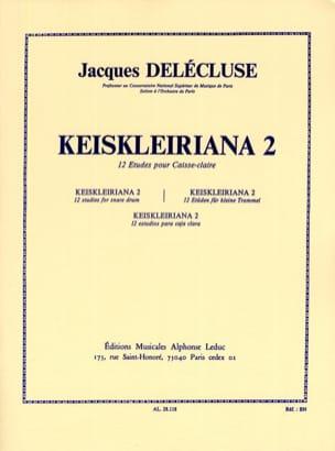 Jacques Delécluse - Keiskleiriana Band 2 - Partition - di-arezzo.de