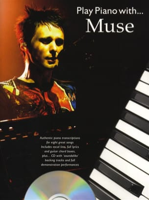 Play Piano With... Muse Muse Partition Pop / Rock - laflutedepan
