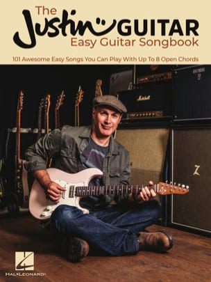 The JustinGuitar Easy Guitar Songbook Justin Sandercoe laflutedepan