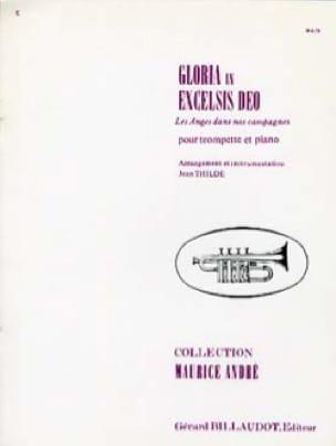 Gloria In Excelsis Deo - Partition - Trompette - laflutedepan.com
