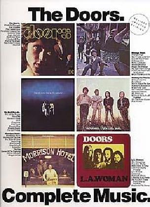 The Doors - Complete Music - The Doors - Partition - laflutedepan.com