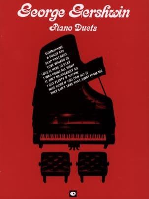 Piano Duets - GERSHWIN - Partition - Piano - laflutedepan.com