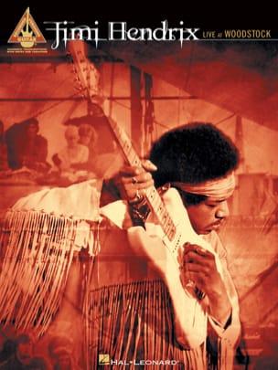 Jimi Hendrix live at Woodstock Jimi Hendrix Partition laflutedepan