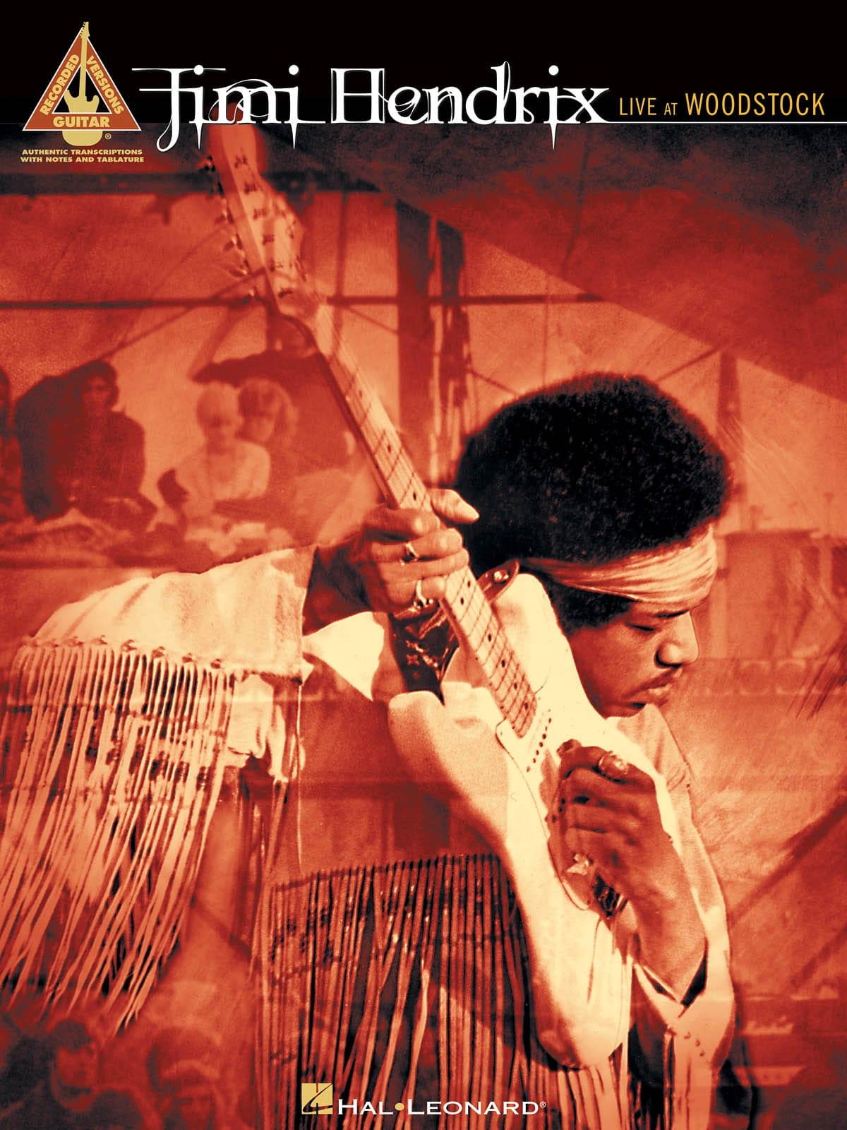 Jimi Hendrix live at Woodstock - Jimi Hendrix - laflutedepan.com