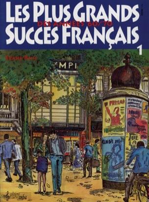 Les plus grands succès Français volume 1 Partition laflutedepan