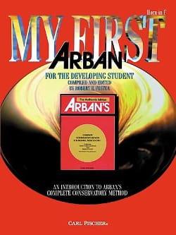 My First Arban Robert E. Foster Partition Cor - laflutedepan
