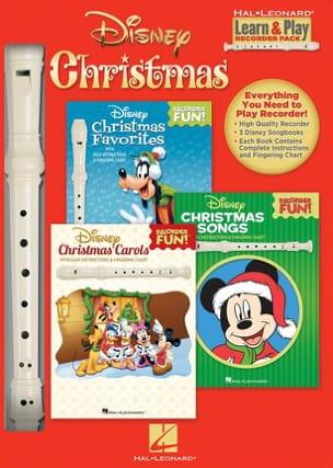 Disney Christmas - Pack Partition et Flûte à Bec Noël laflutedepan
