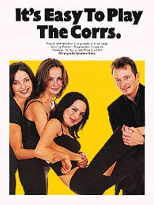 It's easy to play the Corrs The Corrs Partition laflutedepan