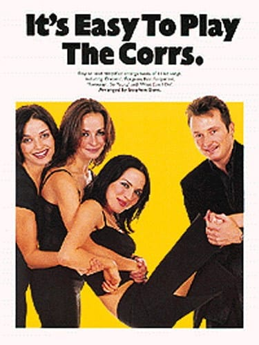 It's easy to play the Corrs - The Corrs - Partition - laflutedepan.com