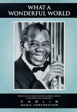 What A Wonderful World - Louis Armstrong - laflutedepan.com