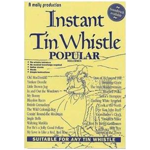 Instant Tin Whistle Popular Partition laflutedepan