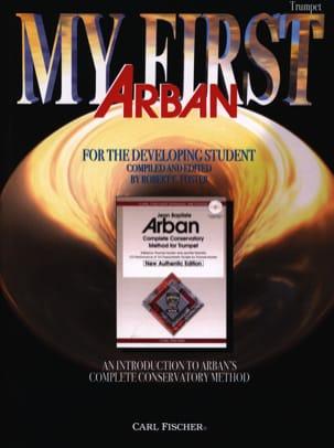 My First Arban Robert E. Foster Partition Trompette - laflutedepan