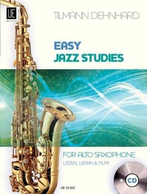 Easy Jazz Studies - Listen, Learn & Play Tilmann Dehnhard laflutedepan