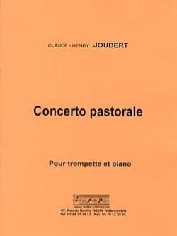 Concerto Pastorale Claude-Henry Joubert Partition laflutedepan