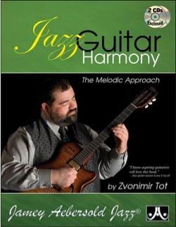 Jazz Guitar Harmony - Tot Zvonimir - Partition - laflutedepan.com