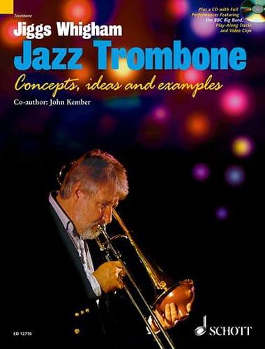 Jazz Trombone - Jiggs Whigham - Partition - laflutedepan.com