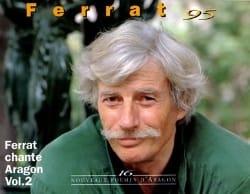 Ferrat Chante Aragon Volume 2 Jean Ferrat Partition laflutedepan