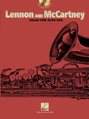 Solos For Alto Sax Lennon John / McCartney Paul Partition laflutedepan