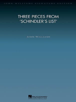 John Williams - Schindler's List - Three pieces from ... - Partition - di-arezzo.co.uk