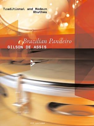 Brazilian Pandeiro Gilson De Assis Partition laflutedepan