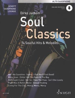 Soul Classics Partition Saxophone - laflutedepan