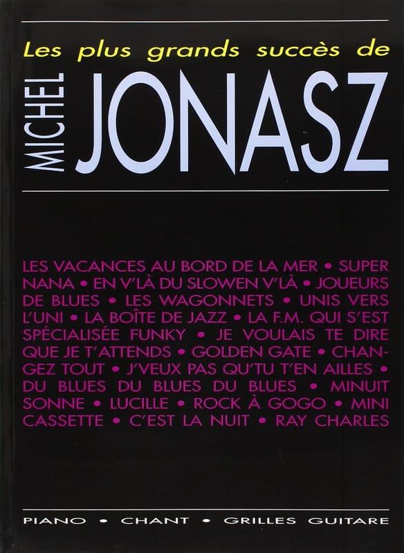 Les plus grands succès - 19 Succès - Michel Jonasz - laflutedepan.com