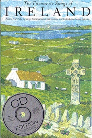 The Favourite Songs Of Ireland - Partition - laflutedepan.com
