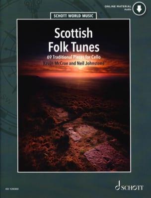 Scottish Folk Tunes - Partition - Violoncelle - laflutedepan.com