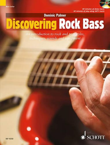 Discovering Rock Bass - Dominic Palmer - Partition - laflutedepan.com