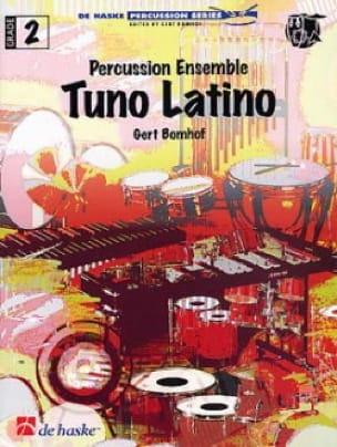 Tuno Latino - Gert Bomhof - Partition - laflutedepan.com