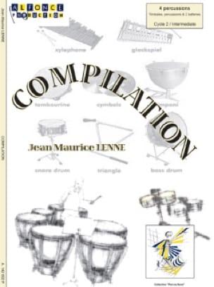 Compilation - Jean-Maurice Lenne - Partition - laflutedepan.com