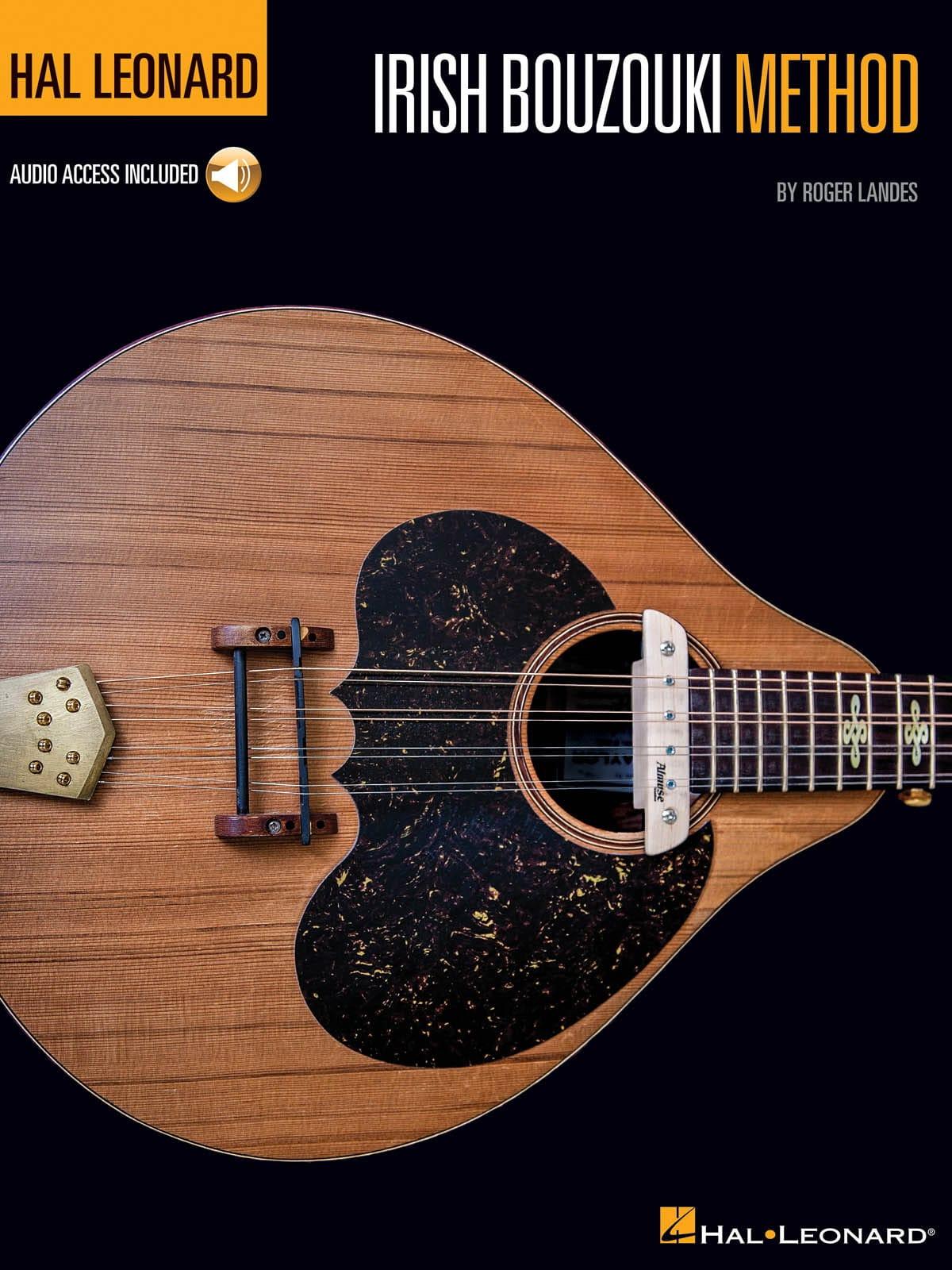 Hal Leonard Irish Bouzouki Method - Roger Landes - laflutedepan.com