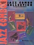 Jazz Combo Collection Trombone/4 Partition ENSEMBLES - laflutedepan