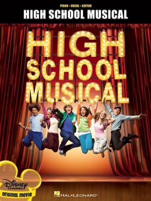 High School Musical 1 - DISNEY CHANNEL - Partition - laflutedepan.com