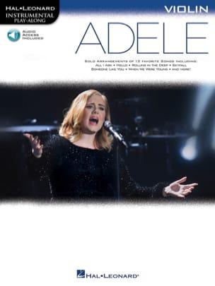 Adele pour Violon Adele Partition Violon - laflutedepan